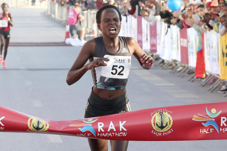 marathon verdensrekord mænd