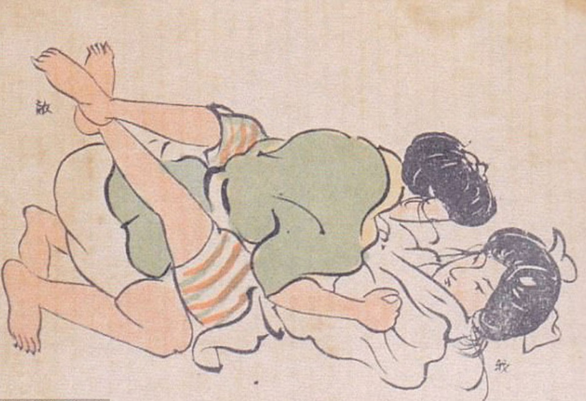 Erotisk berättelse för män