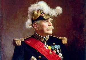 Joseph joffre fransk general forsta varldskriget rktrob kypvgpfiwcp9rsa