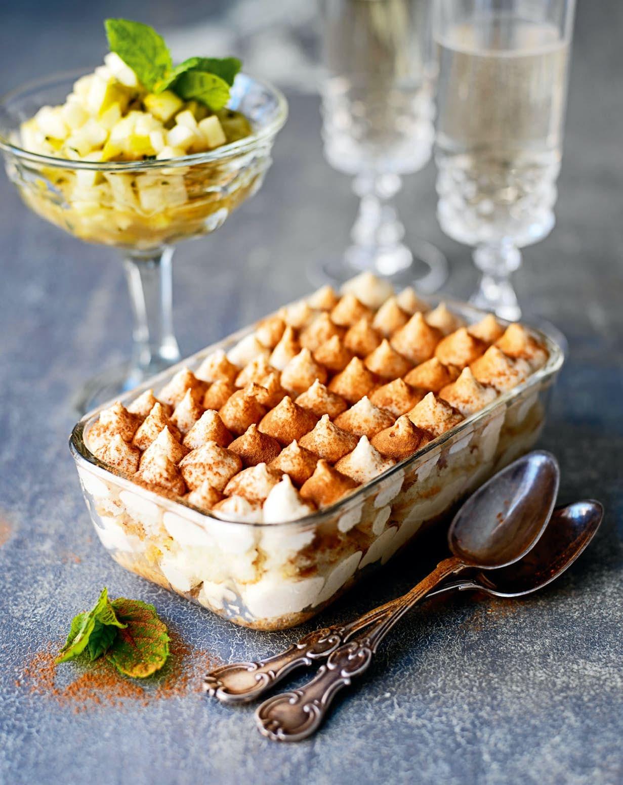 jul desserter