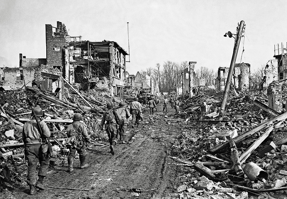 Ende 2. Weltkrieg