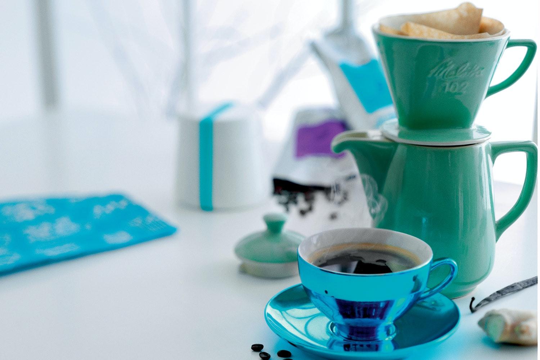 kaffe sätter fart på magen