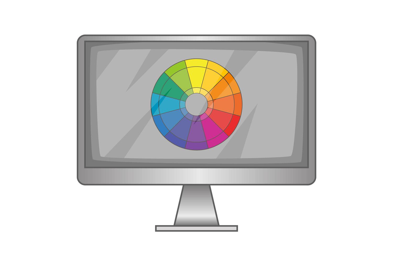 Kalibrer skjermen med Windows 10   Komputer.no