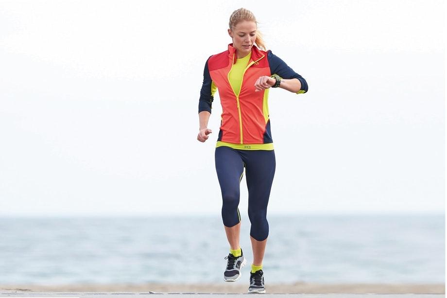 jogga varje dag gå ner i vikt
