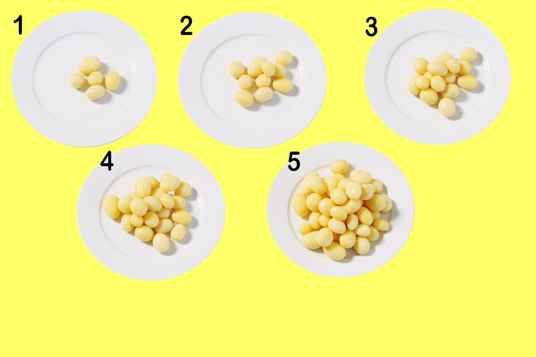hur många kalorier i en potatis