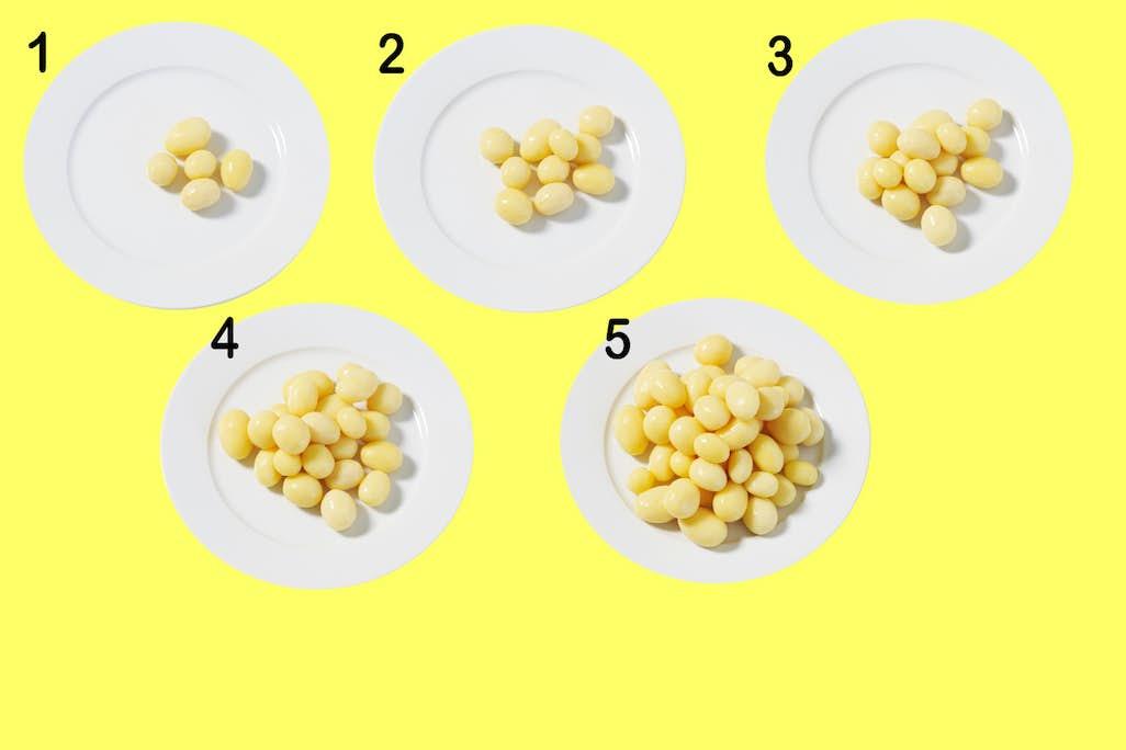 hur många kalorier i potatis