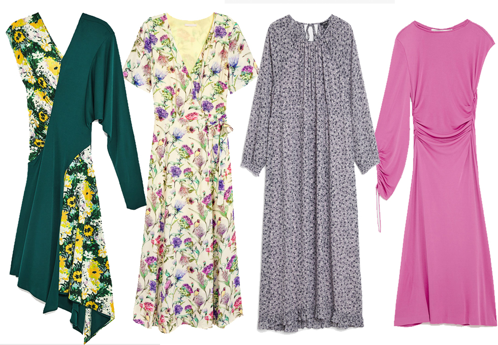 cfda6351 Sommermote: 10 lange kjoler til under 1.000 kr | Costume.no