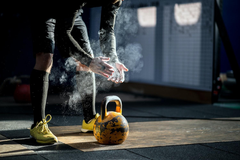 träna en muskelgrupp per dag