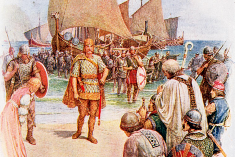 Knud den Store: Yngstesønnen blev konge af Nordeuropa   Historienet.dk