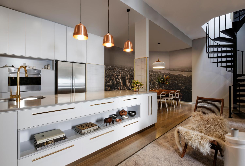Stjæl stilen: eksklusivt køkken med urbane undertoner ...