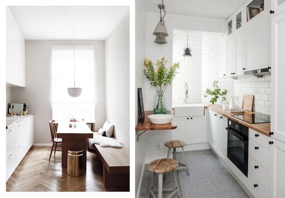 ikea lille køkken