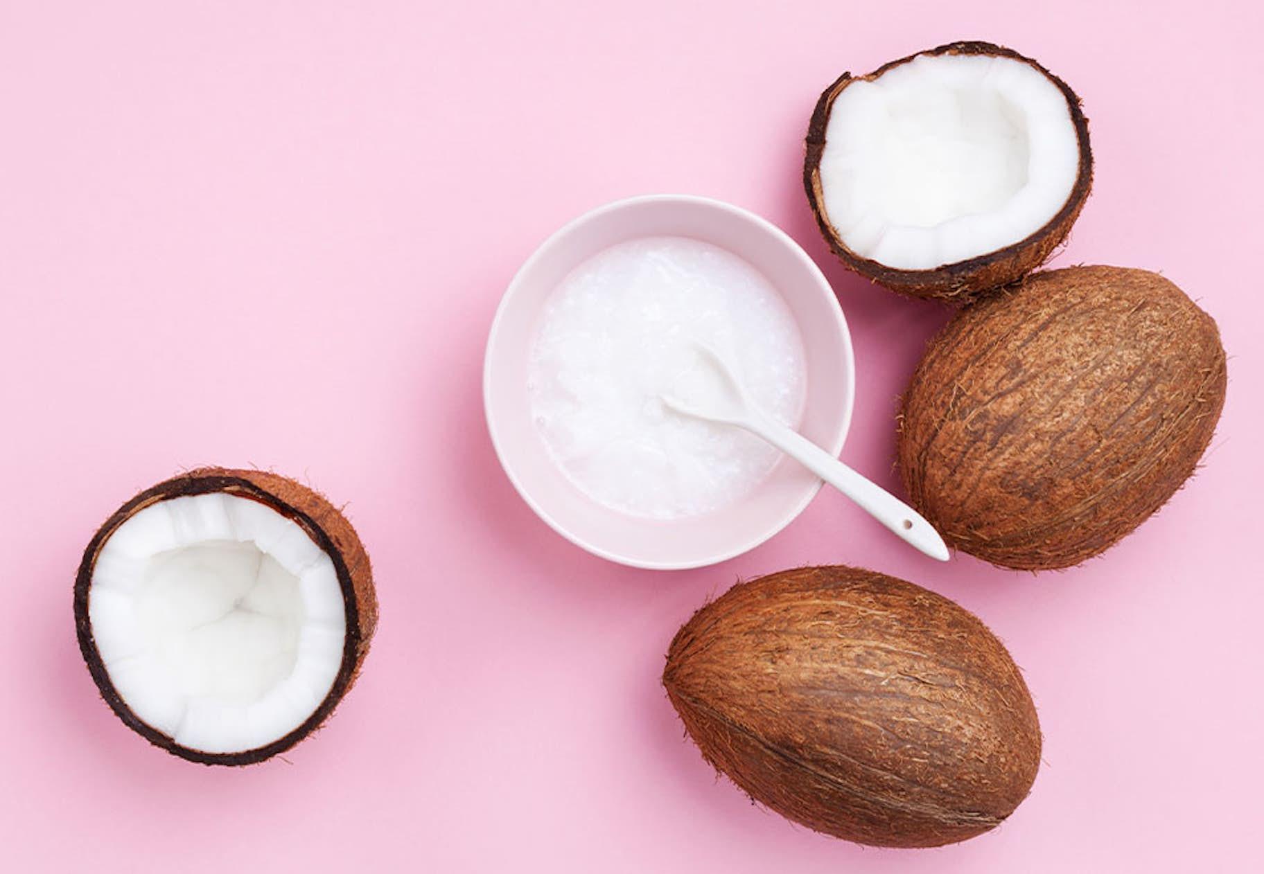 hur mycket kokosolja om dagen