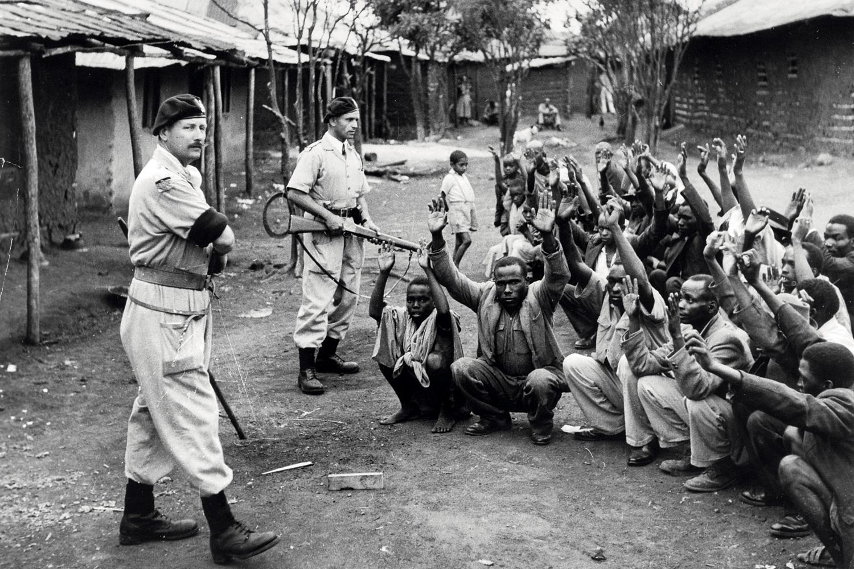 kenyansk orgie ebenholts svart Pron