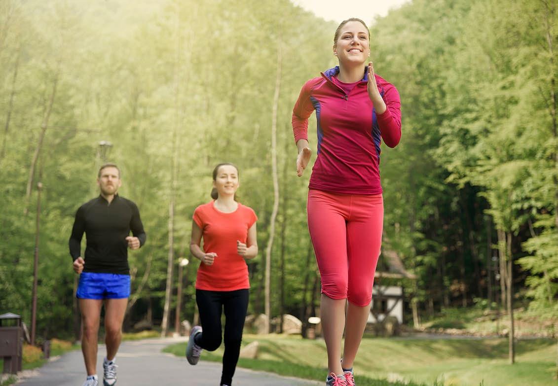 komma igång med träning efter uppehåll