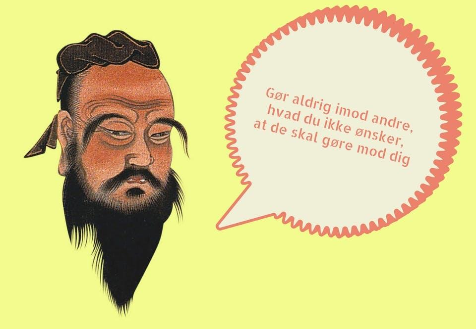 konfutse citater Hvem var filosoffen Konfutse? | Historienet.dk konfutse citater