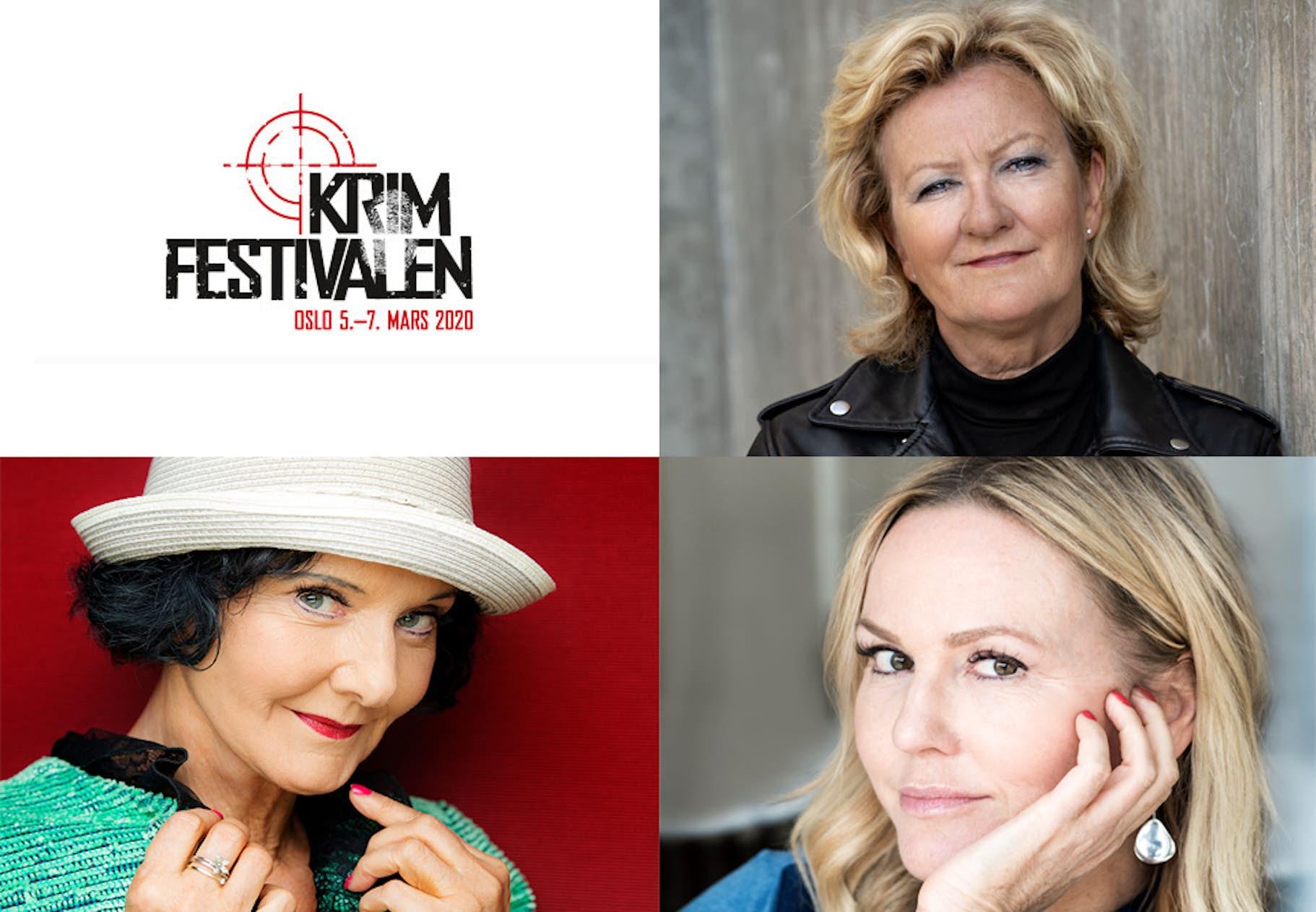 Krimfestivalen 2020 Tara No