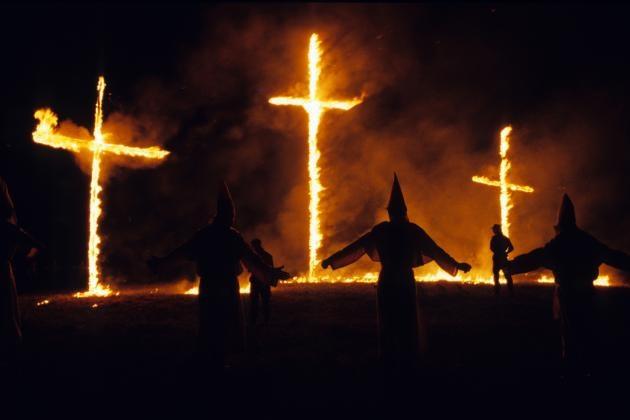 Ku Klux Klan: Få historien om de kutteklædte bødler | Historienet.dk