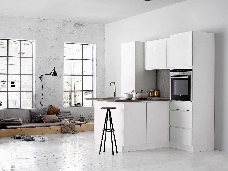 25 nyheter til kj kkenet bo - Kleine keuken voor studio ...