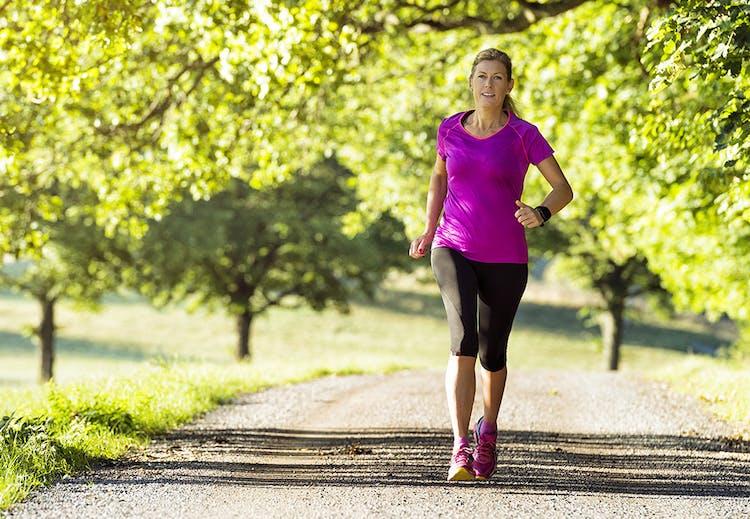 7fe3063a Treningsprogram for løpere: Slik klarer du å løpe 5 kilometer   Tara.no