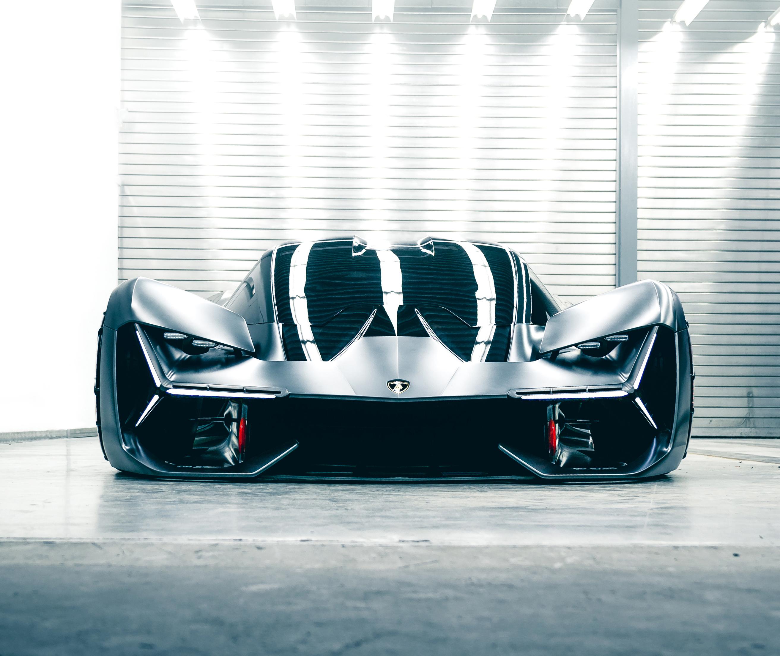 Lamborghini Terzo Millenni