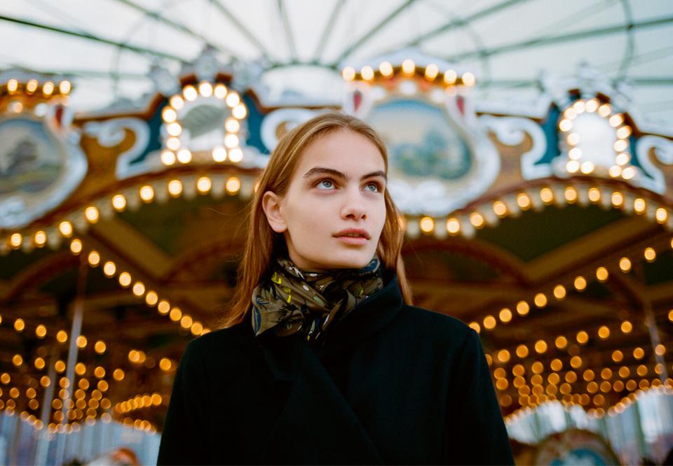 Dansk model med autisme tager modeverdenen med storm