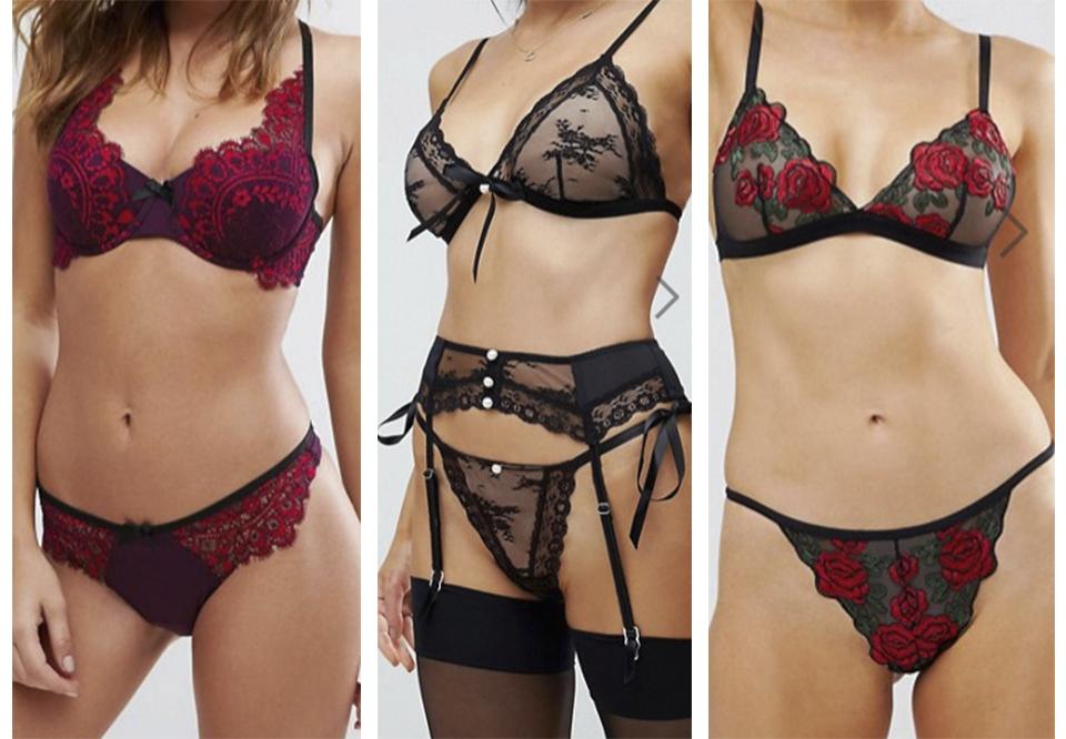 gennemsigtig undertøj til kvinder