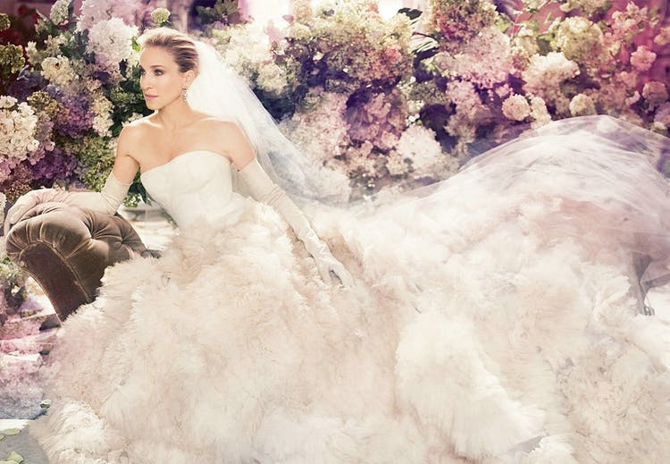 25e71f3e6488 De smukkeste brudekjoler nogensinde