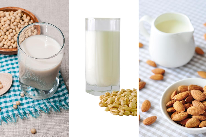alternativ till mjölk