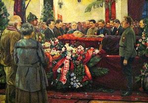 Lenins begravning malning 1925 kilp7nnpl2jbx077bwasya