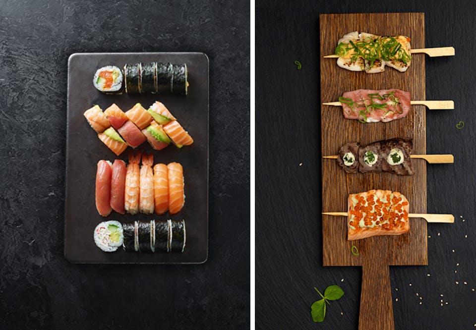 bedste sushi københavn