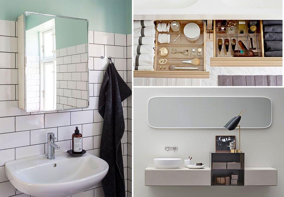 indretning lille badeværelse Indretning: Tips til det lille badeværelse | Costume.dk indretning lille badeværelse