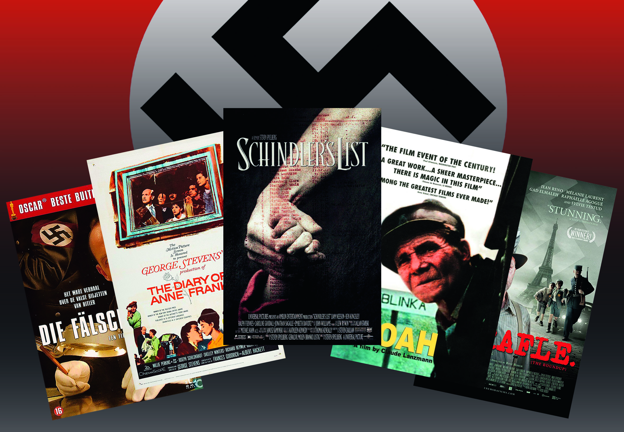 de 7 beste films over de holocaust. Black Bedroom Furniture Sets. Home Design Ideas