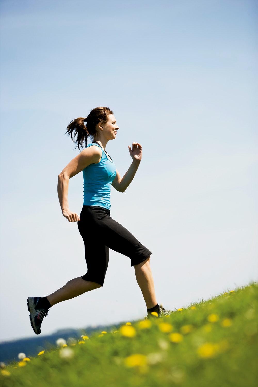 bliv bedre til at løbe