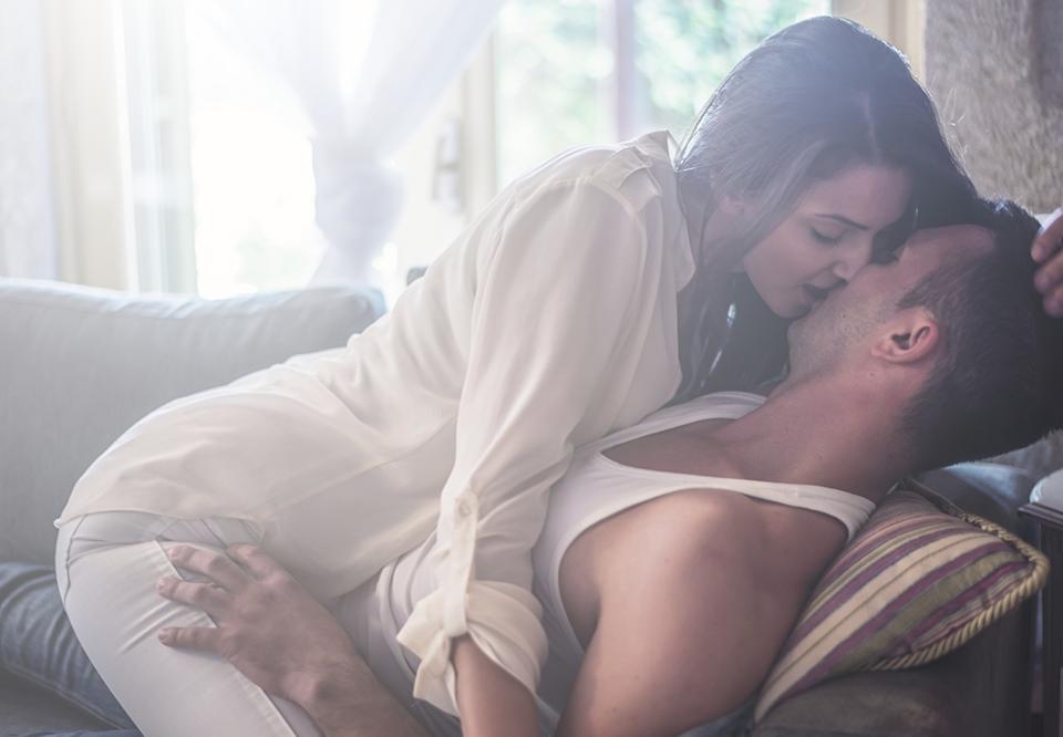 Langsomt romantisk sex videoer