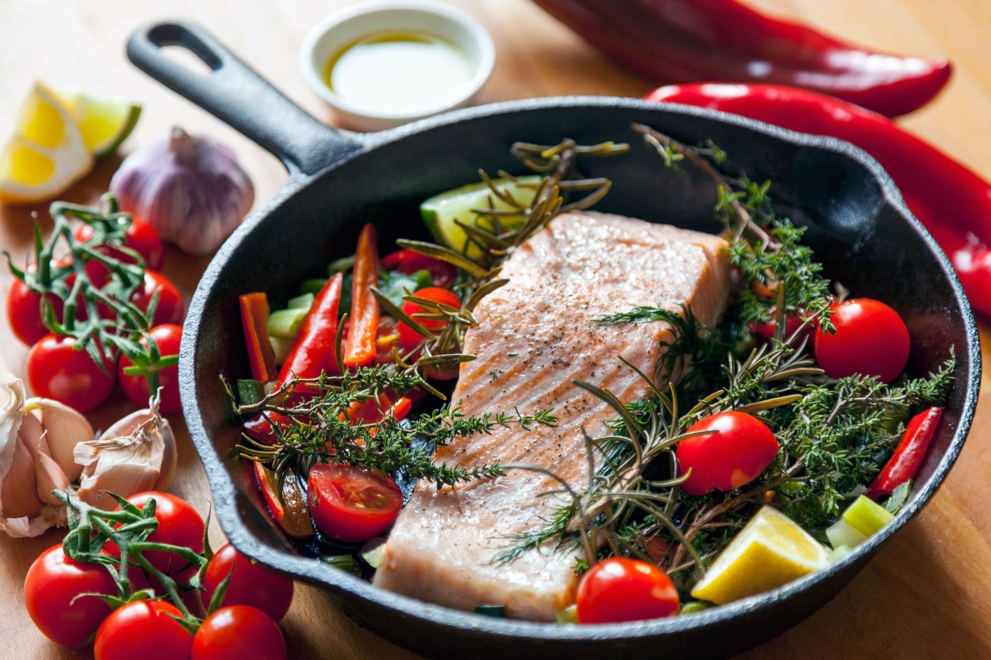 Sund mad uden kulhydrater