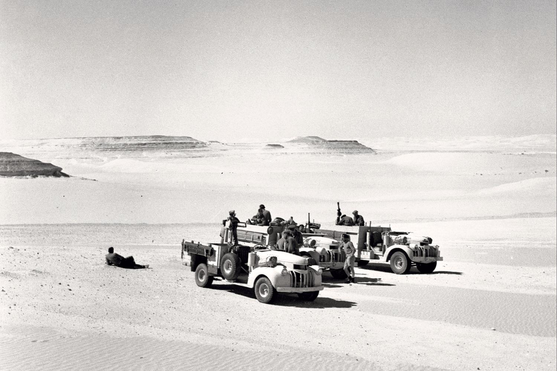 Long Range Desert Group | Militarhistoria.se