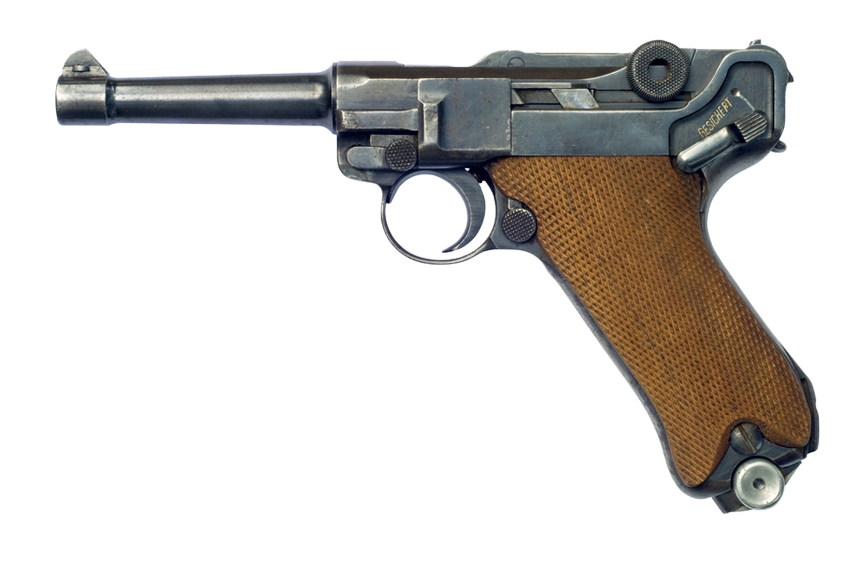 Pistoler og revolvere gennem tiden | Historienet.dk