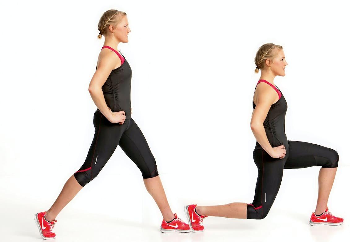 hur tränar man benen