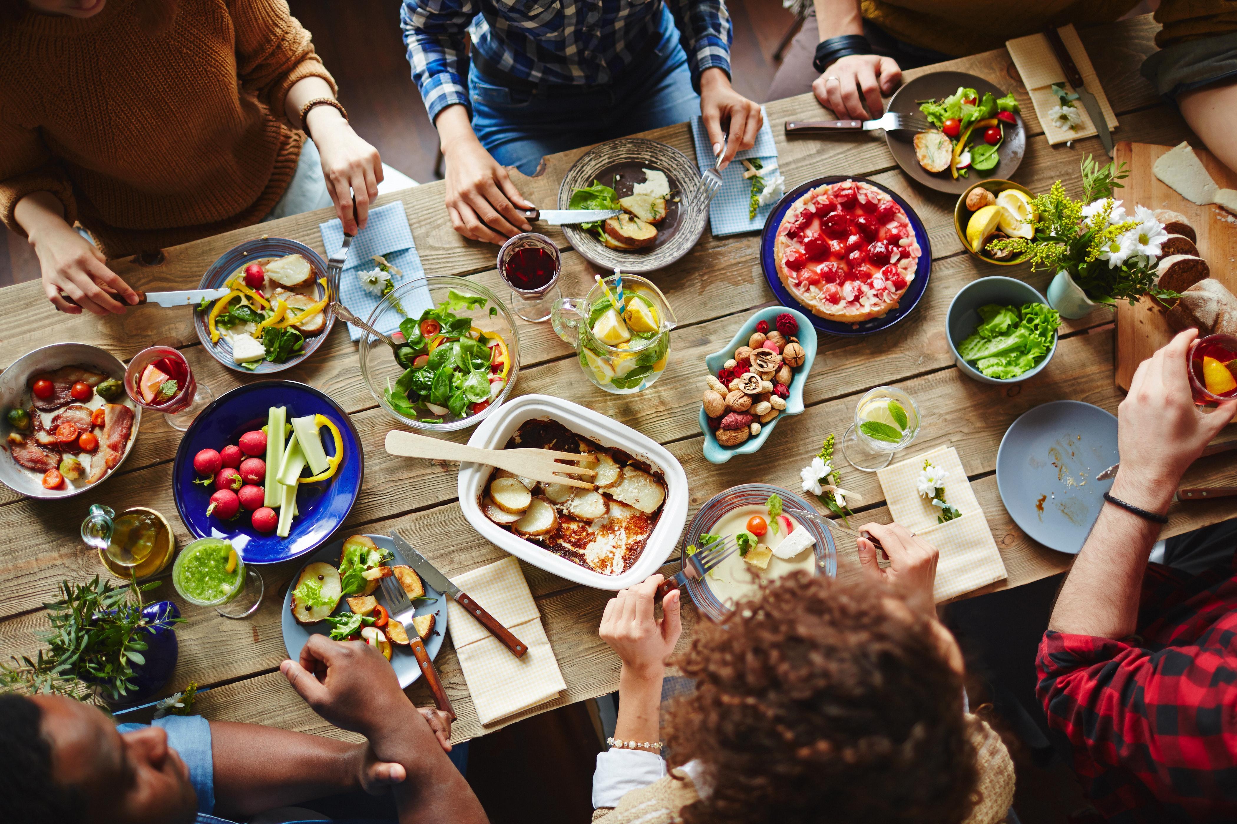 mättande mat med lite kalorier