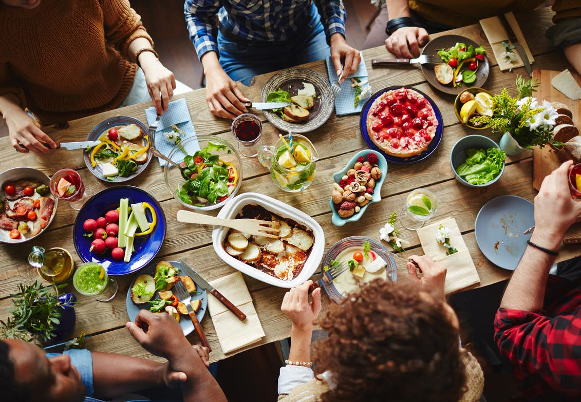 mat som innehåller lite kalorier
