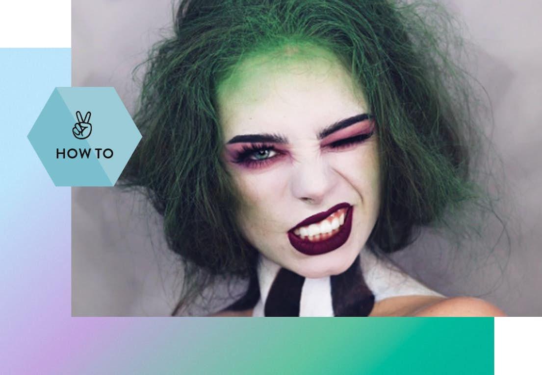 Skummel Halloween Sminke.Spar Penger Pa Halloween Kostyme Halloween Sminken Du Far
