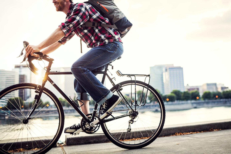 hvor meget forbrænder man ved at cykle