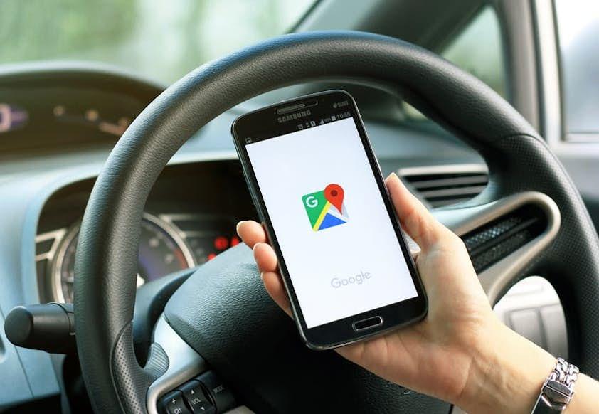 Sadan Downloader Du Kort I Google Maps Komputer Dk