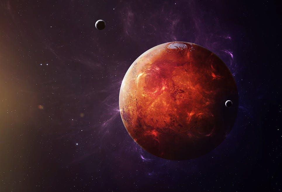 Afbeeldingsresultaat voor Mars planeet