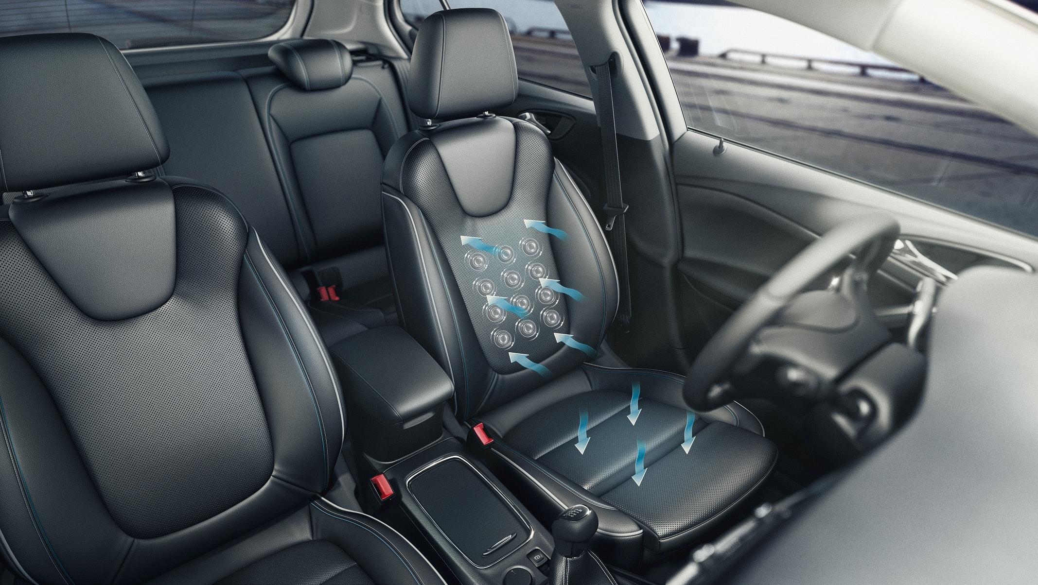 varme sæde bil