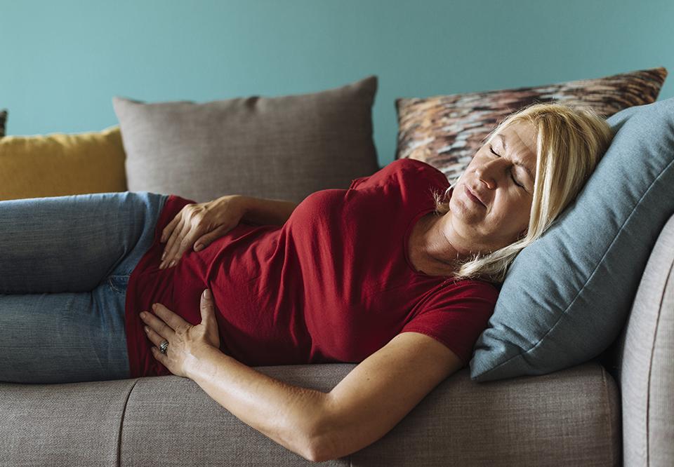 mavepine efter samleje bryster film