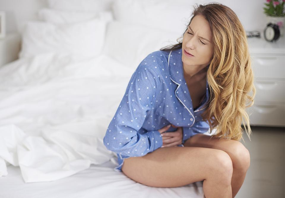 gode babser menstruation før tid