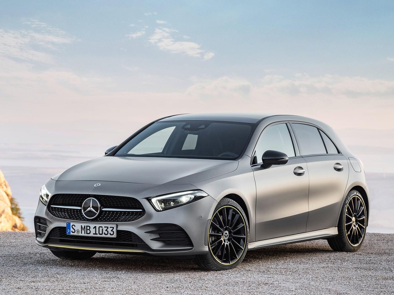 Ny Mercedes A Klasse 5 Ting Du Skal Vide Bilmagasinet Dk
