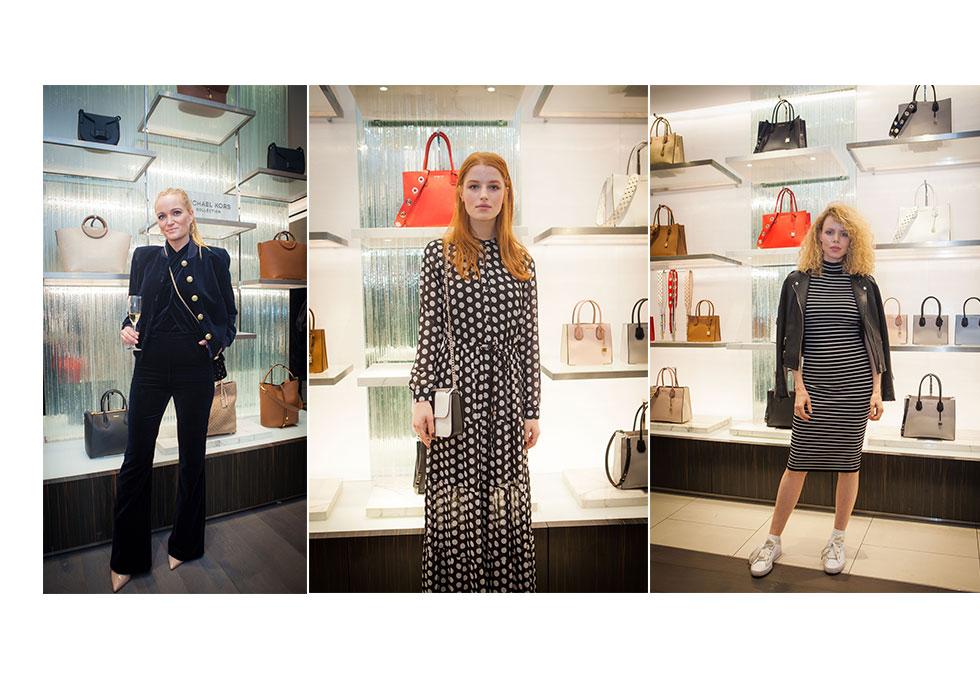 Michael Kors åpner butikk i Oslo | Costume.no