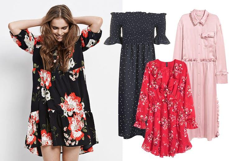 524d829527a7 15 fine og feminine kjoler